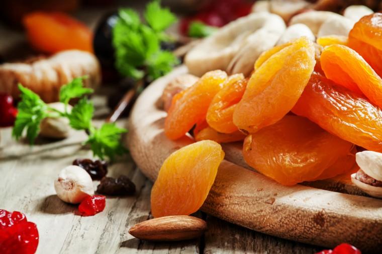 Kuru Kayısının Faydalı - Usta Food Industry Agricultural