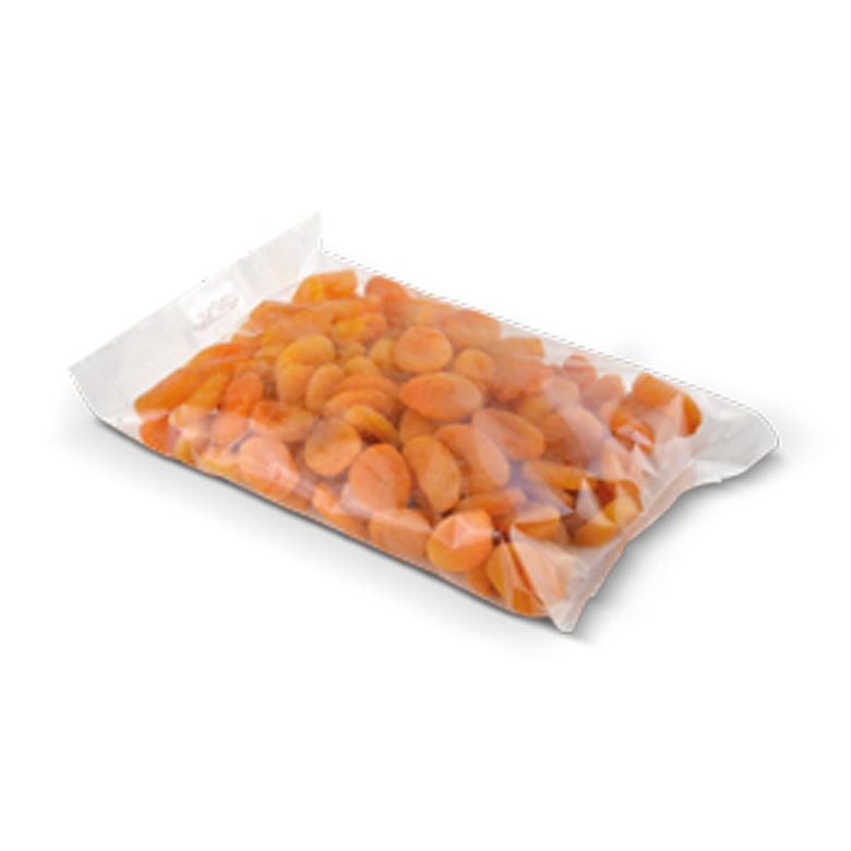 Dried Apricots Quadro Cellobags 500 g - Usta Food Industry Agricultural