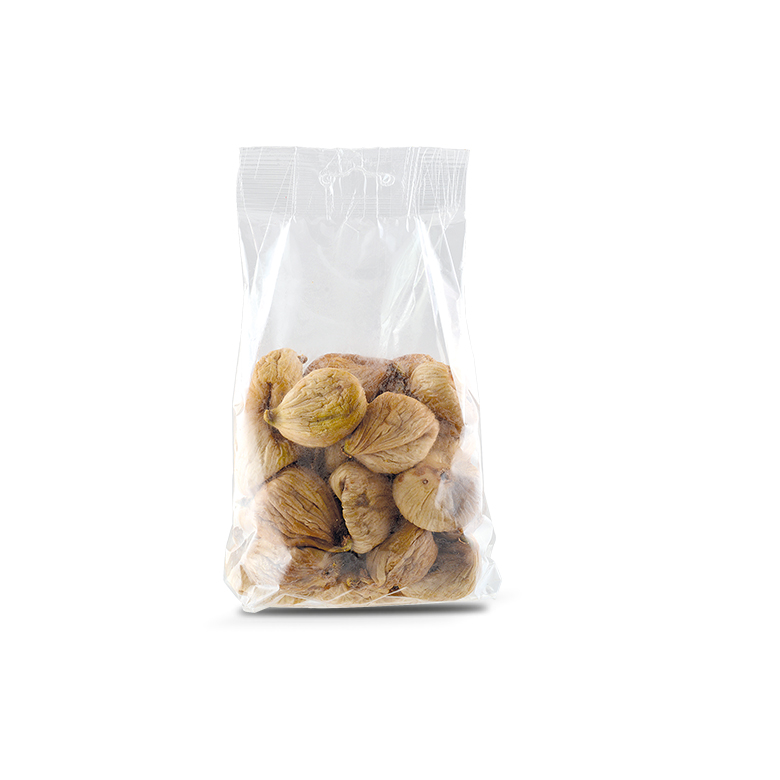 Natural Dried Figs Quadro Cellobags 200/ 250 g - Usta Food Industry Agricultural