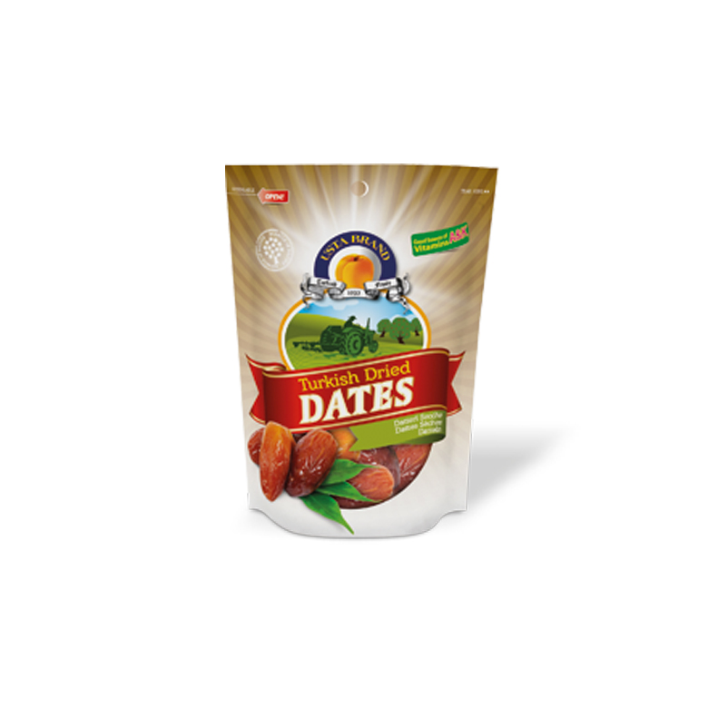 Diced Dried Fruits Doypack 200/ 250 g - Usta Food Industry Agricultural